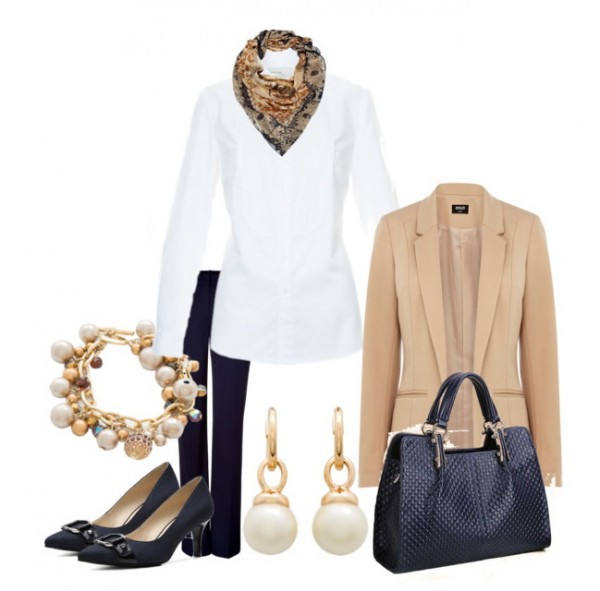 women's elegant business outfits