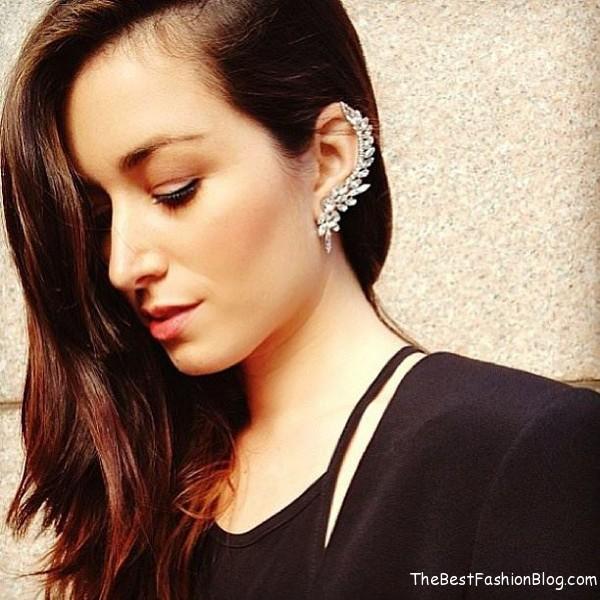 fashionable ear cuffs