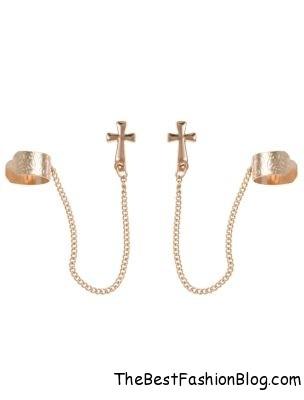 golden cross cuffs