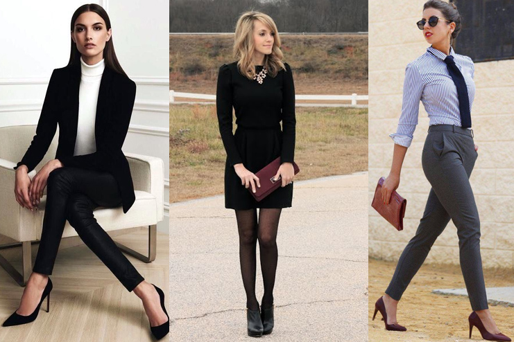 women's outfits ideas for job interview