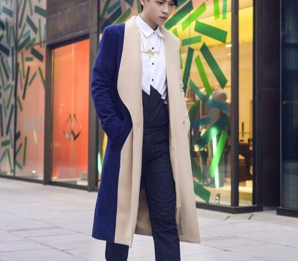 men street fashion chinese street style