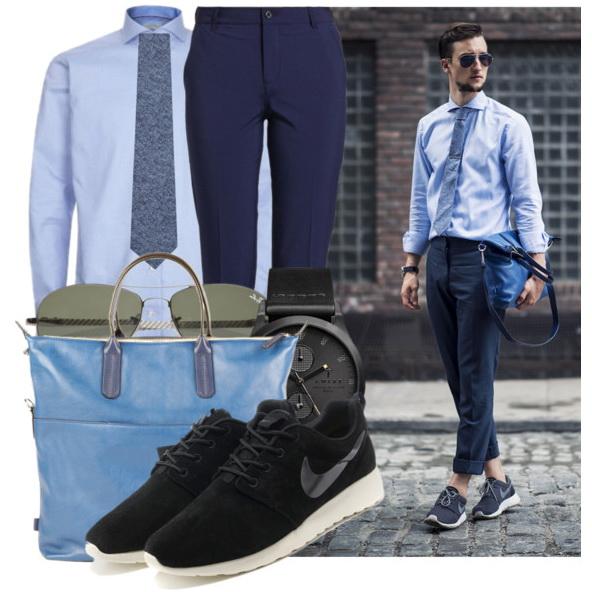 men's modern work dapper style