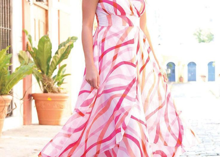 plus size maxi dresses for spring summer