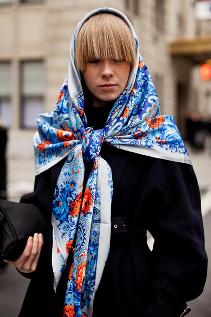 russian winter head accessories for women