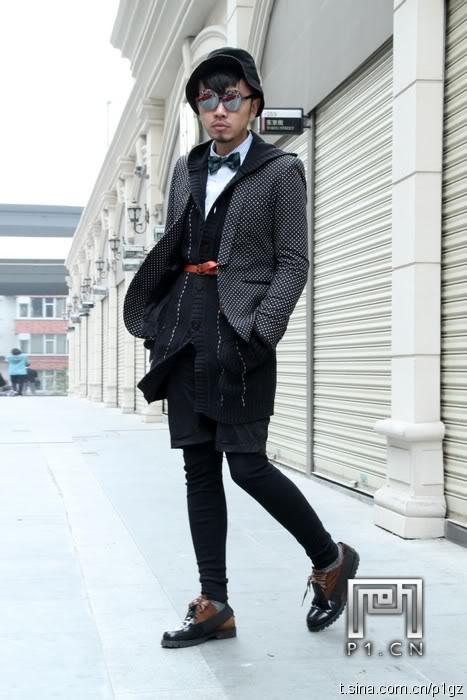 asian men street style