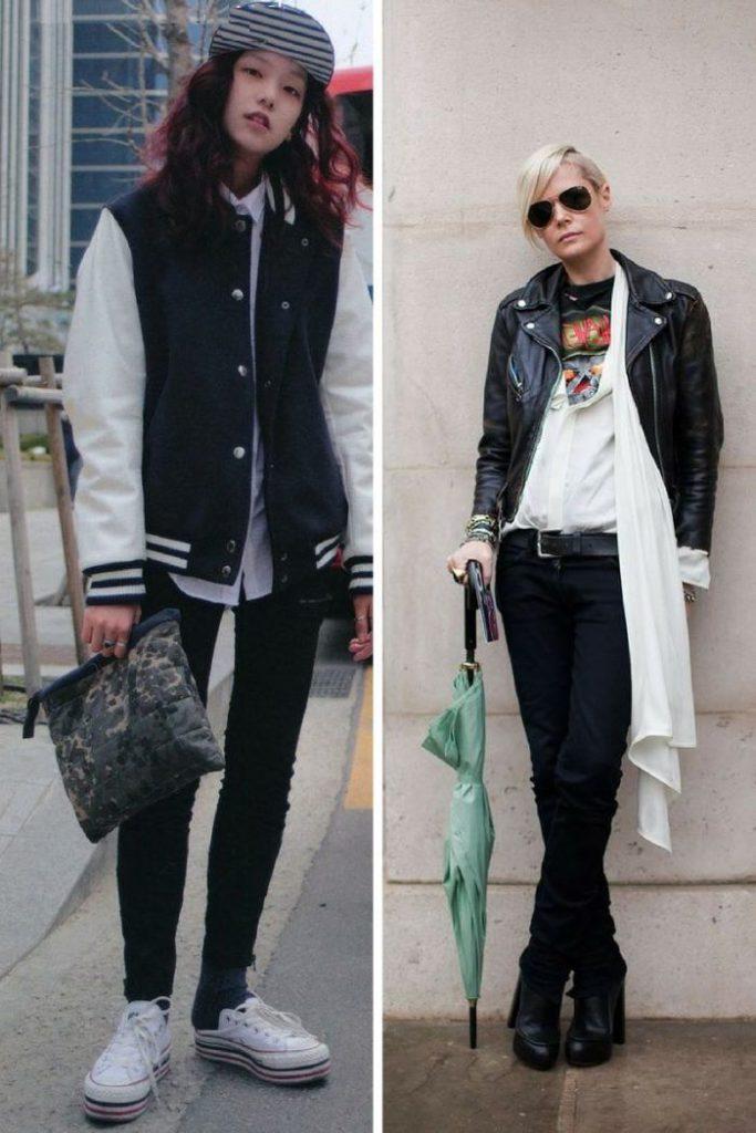 women's tomboy styles