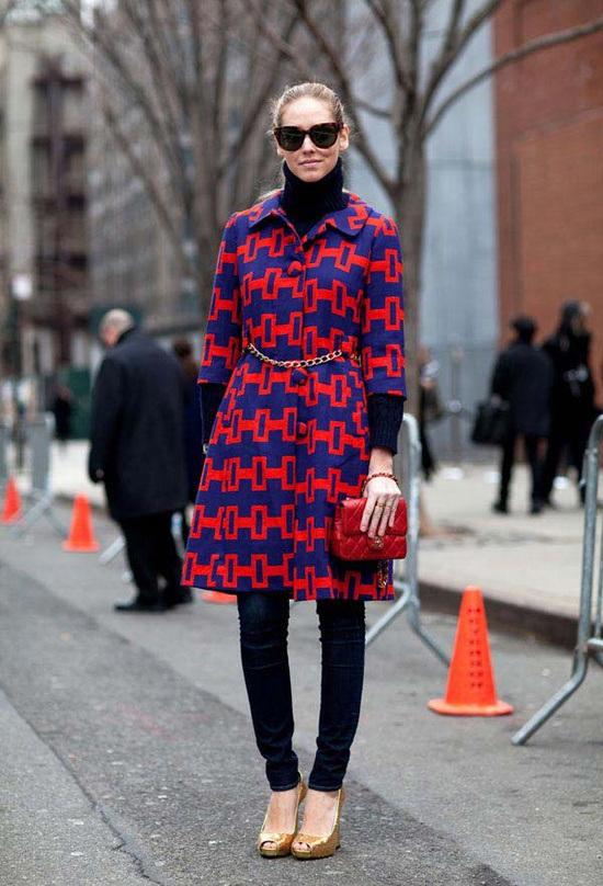 retro coats for winter