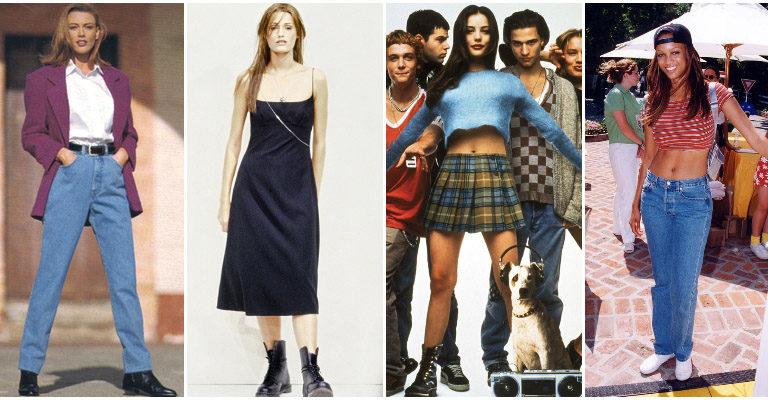 trend 90's style comeback