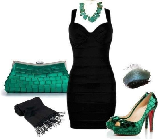 women's work dress outfit for st patrick day