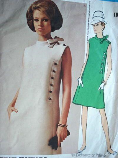 green vintage americana style dress