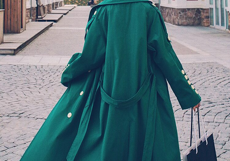 how to buy coats for petite women