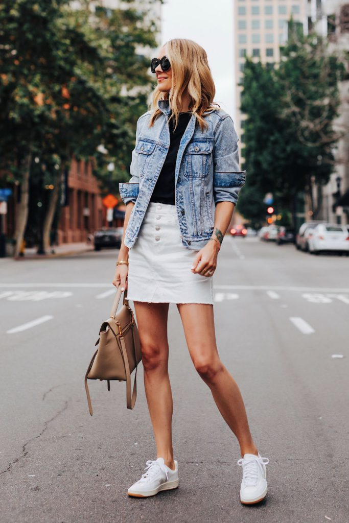 denim outfits for women