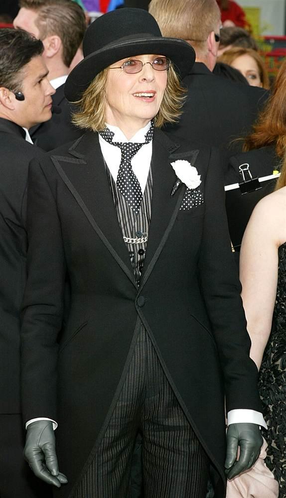 diane keaton iconic celebrities style