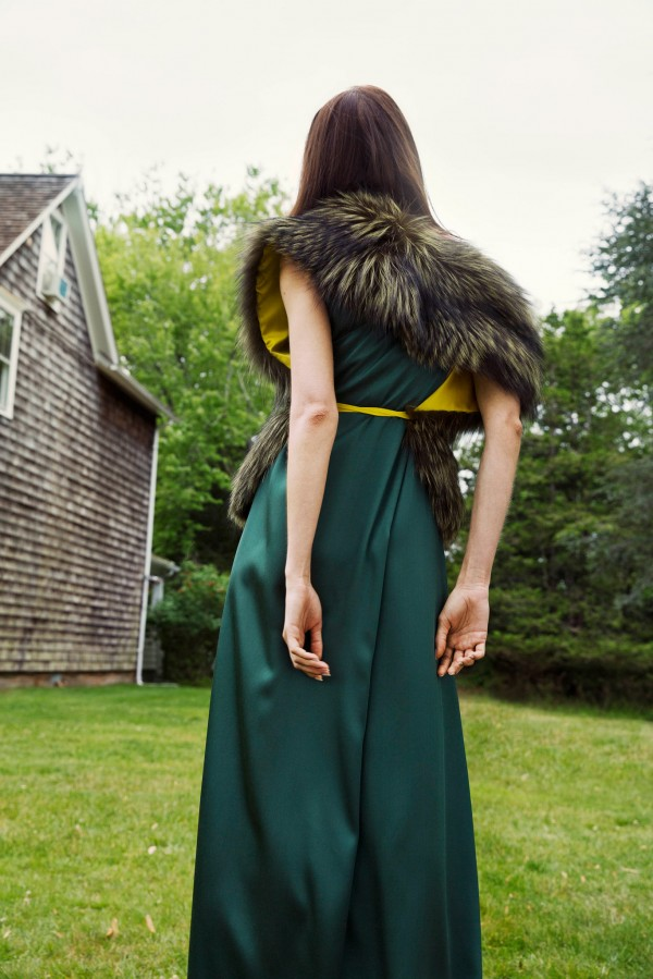 fur trend for women