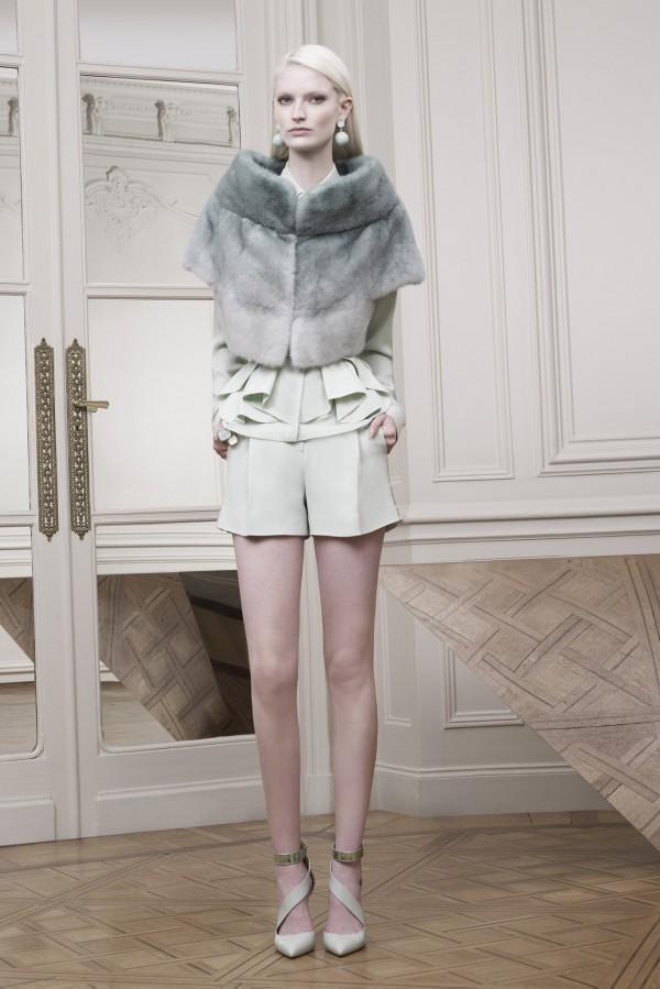 fur vests for winter