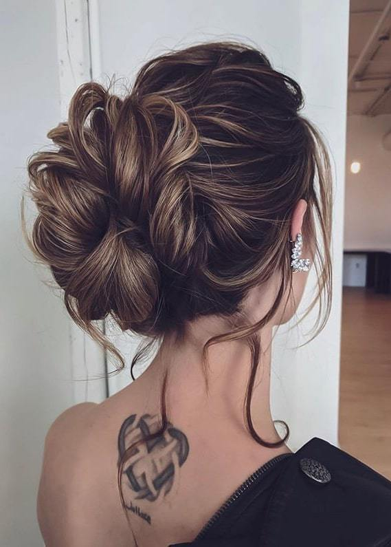 gorgeous evening hairstyles for women