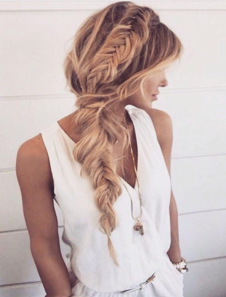 modern braid hippie & boho hairstyles