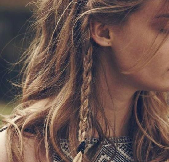 hippie & boho hairstyles for women