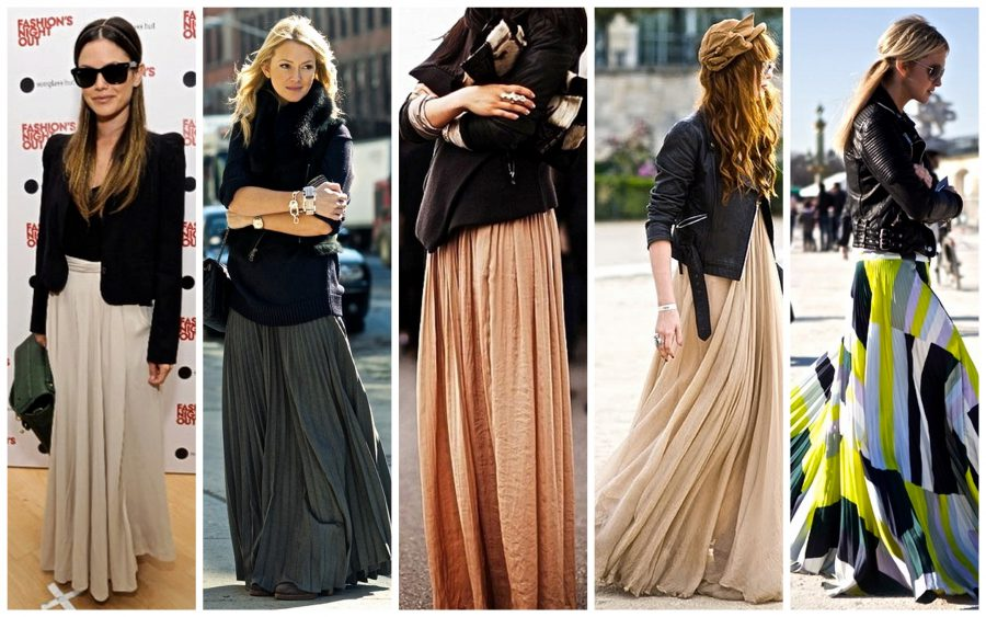 long maxi dresses for winter