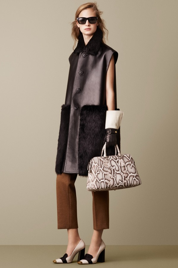 women's chic fall sleeveless coats