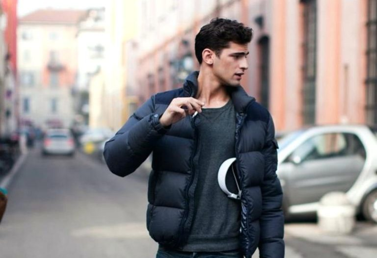 men's puffer vests for winter