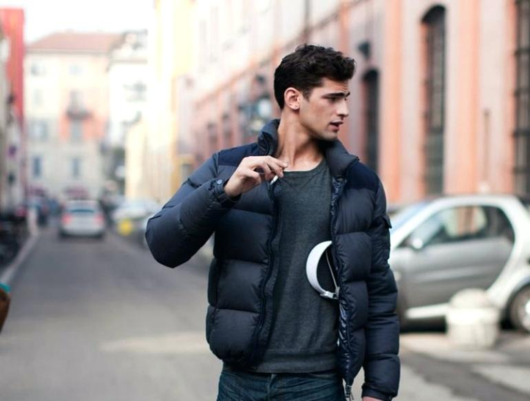 men's puffer vests for winter