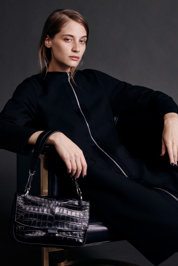 women's black coats
