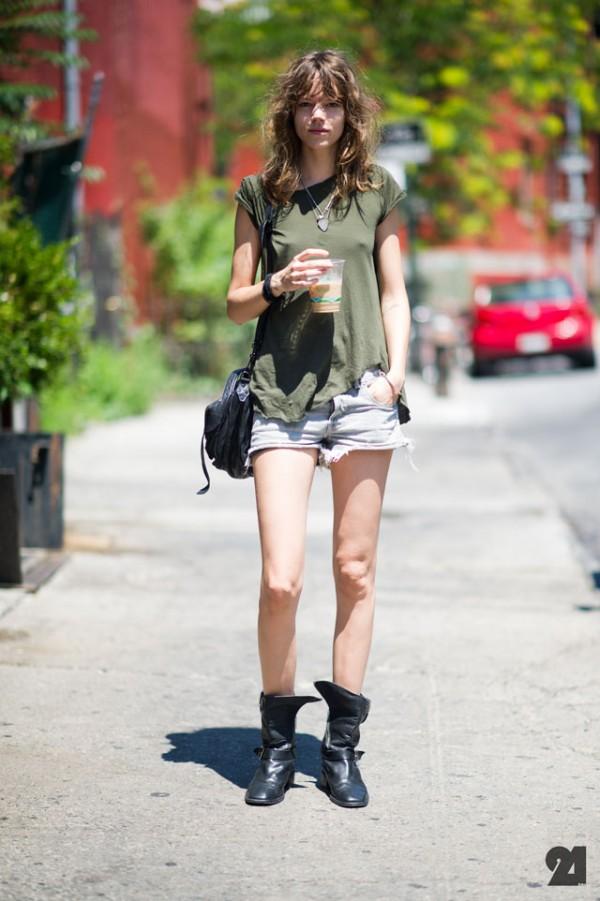 grunge ny street wear