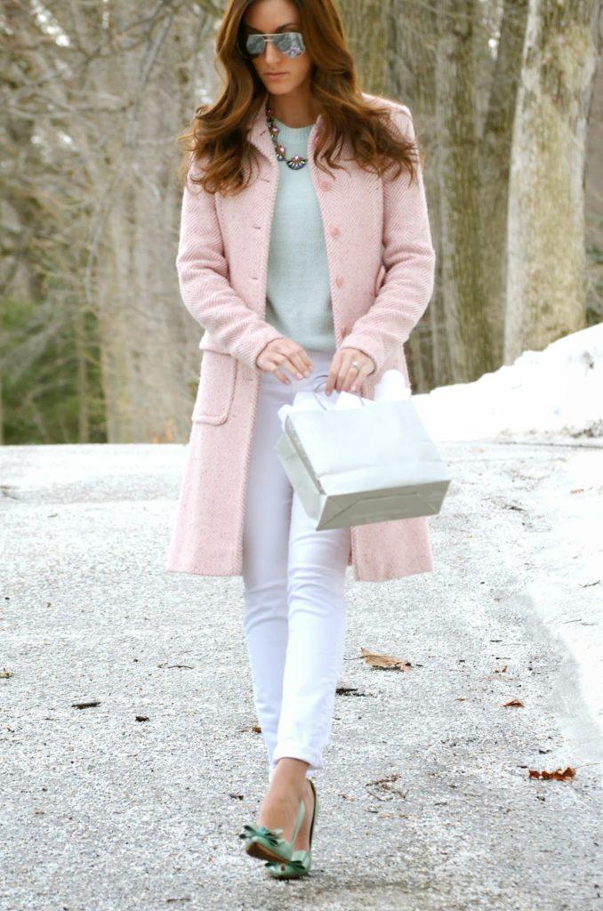 casual business women's winter looks