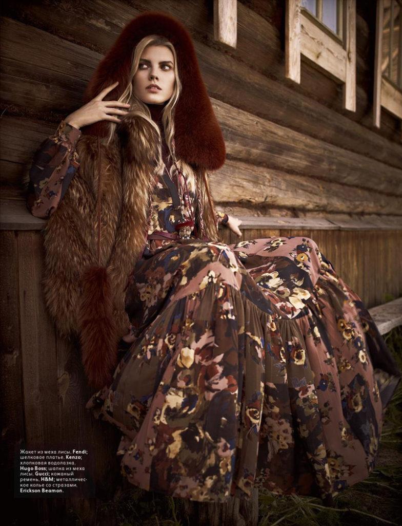 boho-chic  dresses for winter