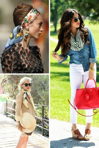 women's scarves for spring