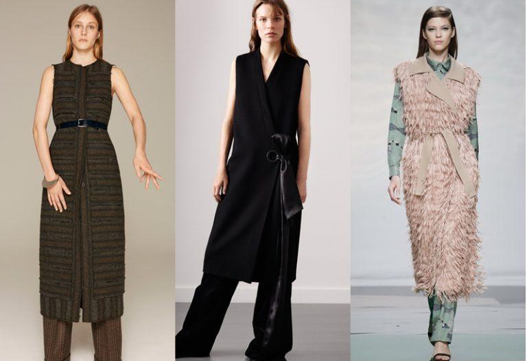 best sleeveless coats for fall winter