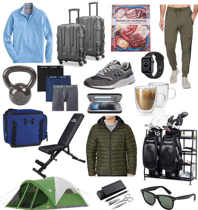 guide of gifts for men