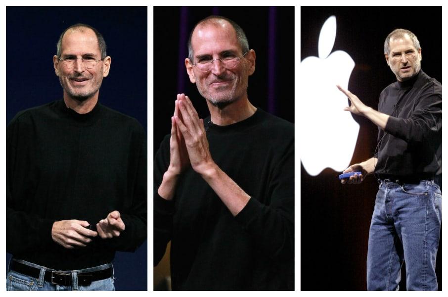 steve jobs iconic celebrities style