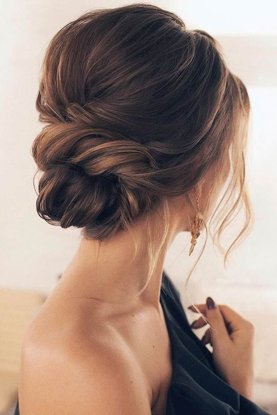 hair styles for evenings
