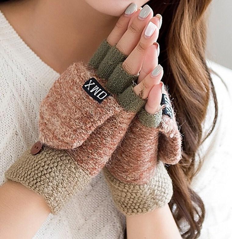the warmest winter gloves for women