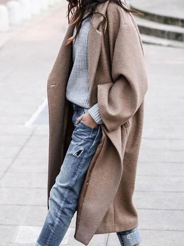 timeless women's minimalist coats