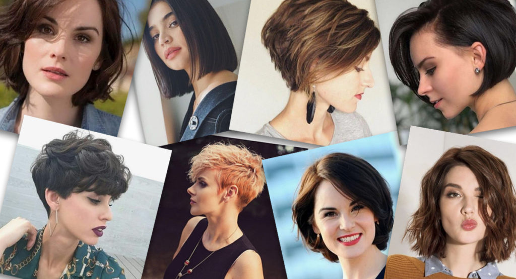 women's short hairstyles inspiration