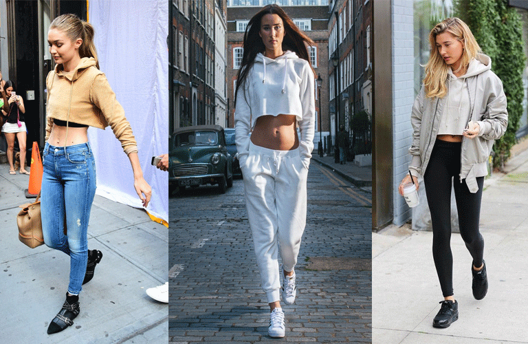 how to style sweatshirts for spring summer