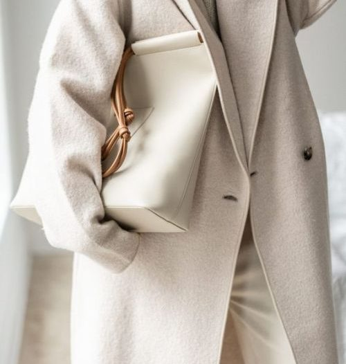 the white coat for winter yes or not