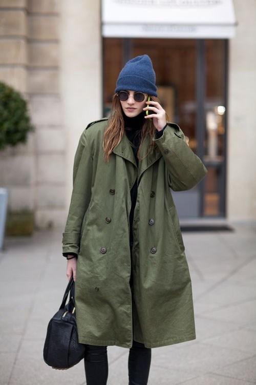 women's street wear for winter